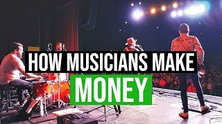 Download Touring Musician | How I Make Money Video