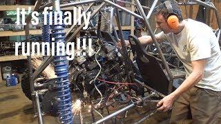Download Honda VF 1000 buggy build part 12 Video