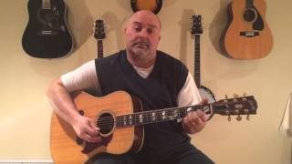 Download How to Play He Stopped Loving Her Today - George Jones (cover) Easy 4 Chord Tune Video