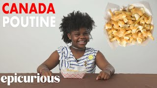 Download Kids Try Potato Dishes From Around the World Video