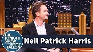 Download Neil Patrick Harris Has a Magic Man Cave Video