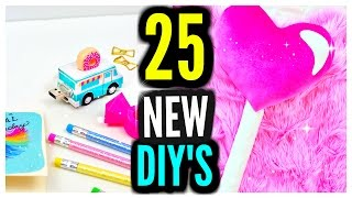 Download 25 DIY Projects You've NEVER Seen Before! Video