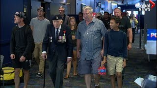 Download Dunkirk veteran moved to tears over realism of new film Dunkirk Video