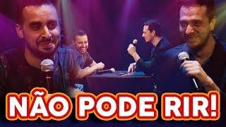 Download NÃO PODE RIR! UTC no Teatro - com FABIANO CAMBOTA Video