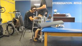 Download C7 Spinal Cord Injury - Ruben at Project Walk San Jose Video