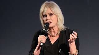 Download Joanna Lumley Discusses Brexit, Trump and Absolutely Fabulous Video