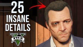 Download 25 INSANE Details in GTA V Video