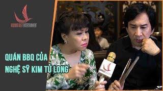 Download NMAVVN   Cùng VIệt Hương ăn quán BBQ của Nghệ Sỹ Kim Tử Long Video
