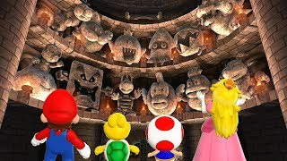 Download Mario Party 9 All Boss Battles #4 Video