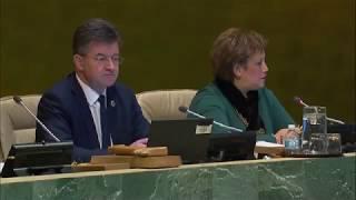 Download UN General Assembly Vote on Status of Jerusalem Video