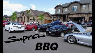 Download Supra BBQ | 20+ MKIV SUPRAS! Video