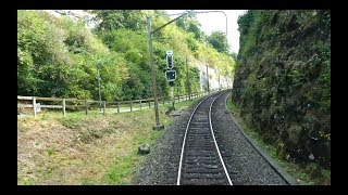 Download ★ 4K Führerstandsmitfahrt Lenzburg - Baden Oberstadt - Zürich HB [2016] Video