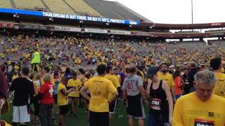 Download Pat's Run Finish Line Video