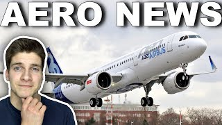 Download Wie weit kann ein A321 fliegen? AeroNews Video