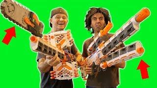 Download BIG BAD NERF GUNS 4.o Video