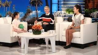 Download 6-Year-Old Piano Prodigy Wows Ellen Video