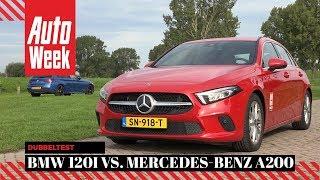 Download Mercedes A200 vs. BMW 120i - AutoWeek Dubbeltest - English subtitles Video