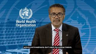 Download WHO: Ending Tuberculosis - Statement by WHO Director-General for Global Ministerial Conference Video