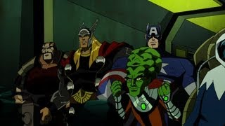 Download The Avengers: Earth's Mightiest Heroes - Assault on 42 Video