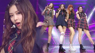 Download 《EXCITING》 BLACKPINK (블랙핑크) - AS IF IT'S YOUR LAST (마지막처럼) @인기가요 Inkigayo 20170716 Video