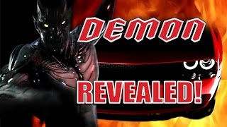 Download The Dodge Demon revealed and what special fuel will it need? Video