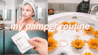 Download mommy pamper routine Video