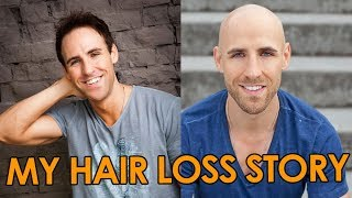 Download My Hair Loss Story   Going Bald Early Advice Video