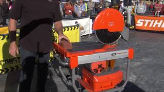 Download iQ Power Tools iQMS362™ Dust Control Masonry Saw Video