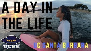 Download A Day in the Life at UC Santa Barbara Video