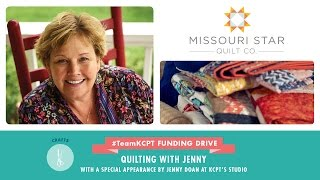 Download Quilting With Jenny Special Video