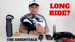 Download THIS COULD SAVE YOUR LIFE│What to bring during long rides Video