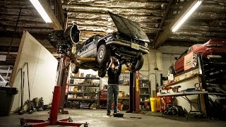 Download Ryan Turns a BMW 325is Into a Cheap Rally Car [Episode 2] - /BORN A CAR Video
