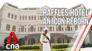 Download Singapore's Raffles Hotel: An Icon Reborn | Part 2 | Full Episode Video