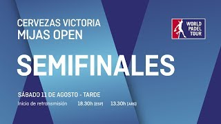 Download Semifinales - Tarde -Cervezas Victoria Mijas Open 2018 - World Padel Tour Video