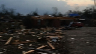 Download Tornado Kills Four in Southern Mississippi Video