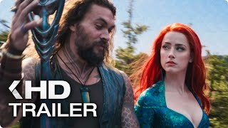 Download AQUAMAN - 12 Minutes of Trailers & Clips (2018) Video
