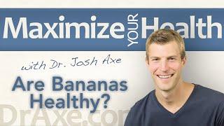 Download Are Bananas Healthy - Should You Be Eating Bananas Video