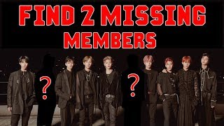 Download FIND 2 MISSING MEMBERS IN EACH KPOP GROUP !! Video
