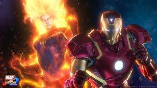 Download Marvel vs. Capcom: Infinite Extended Gameplay Trailer Video