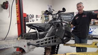 Download Snowmobile mods you can do to make your sled perform better! PowerModz! Video