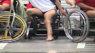 Download polio swimmer Video