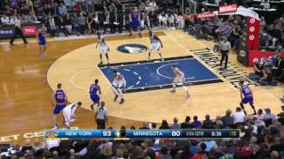 Download New York Knicks at Minnesota Timberwolves - November 30, 2016 Video
