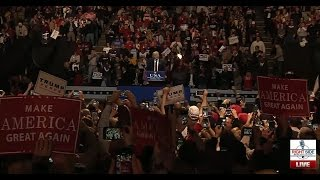 Download Full Event: President-Elect Donald Trump Rally in Cincinnati, OH 12/1/16 Video