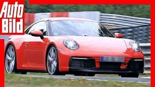 Download Porsche 911/992 (2019) Erlkönig / Details / Erklärung Video