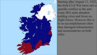 Download The Irish Civil War: Every Day Video