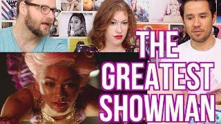 Download THE GREATEST SHOWMAN - Trailer - REACTION!!! Hugh Jackman - Zendaya Video