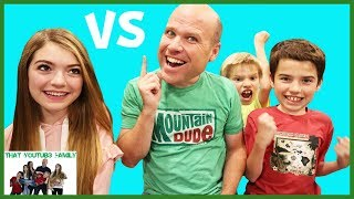 Download Do Kids Know More Than Parents? Kids Vs. Parents / That YouTub3 Family Video