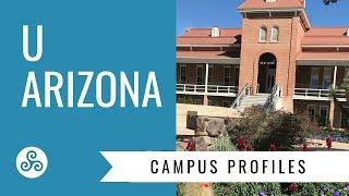 Download Campus Profile - University of Arizona Video