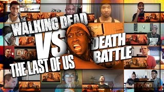Download WALKING DEAD vs. THE LAST OF US (Death Battle) Reactions Mashup Video