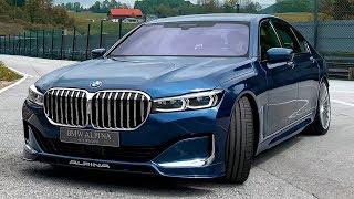 Download 2020 BMW Alpina B7 - Wild Luxury Sedan! (4k) Video